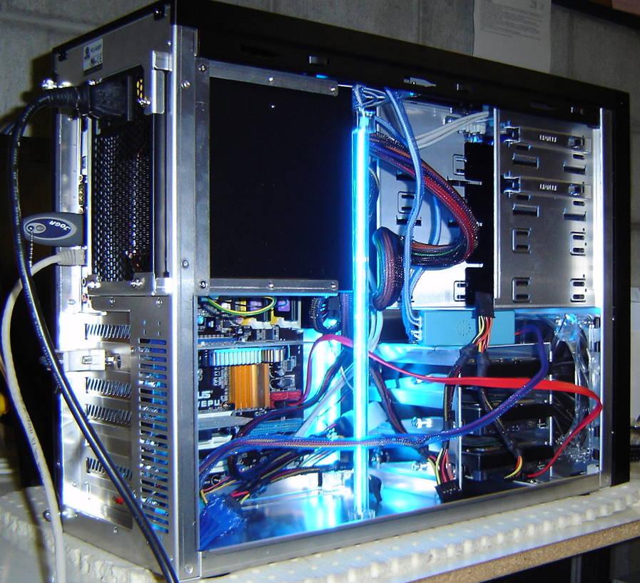 Файловый сервер дома своими руками 2