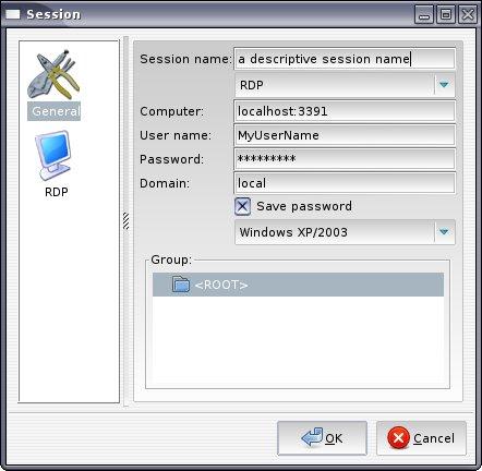 Installation of SSH on 64bit Windows 7 to tunnel RDP