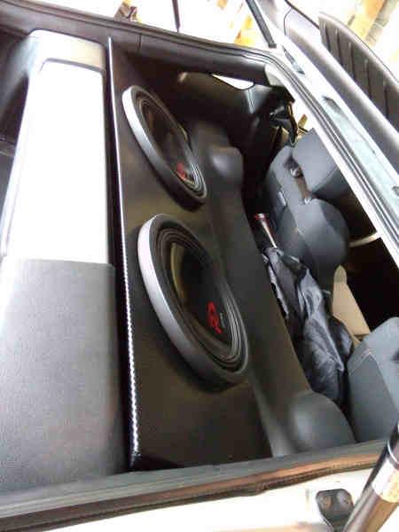 350Z Hi-fi Install | Binarymist