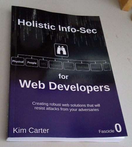 Holistic InfoSec for Web Developers