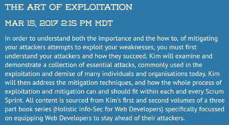 The Art of Exploitation Kim Carter